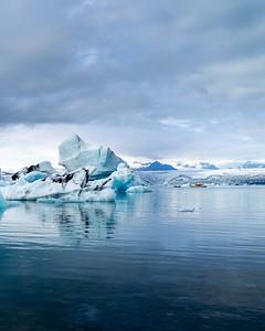 Iceberg Tours in Jökulsárlón Lagoon