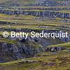 Rock Layered Hillsides, Eastern Iceland
