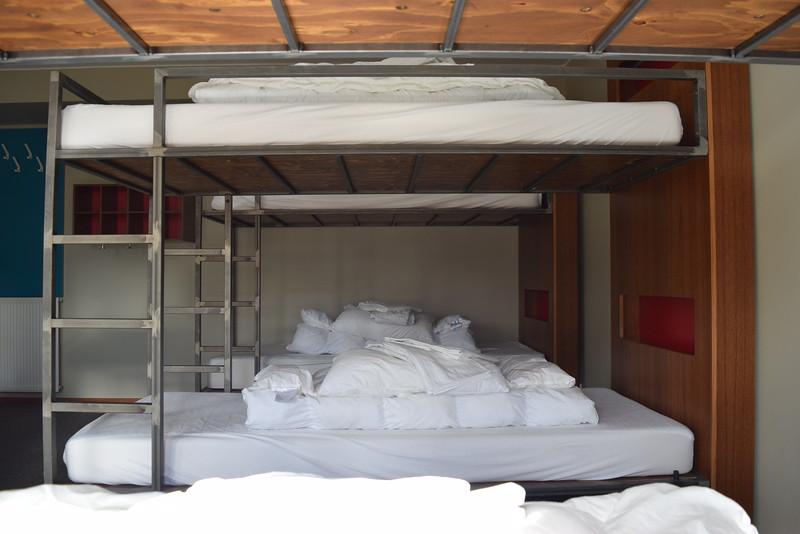 Loft Hostel in Reykjavik, Iceland