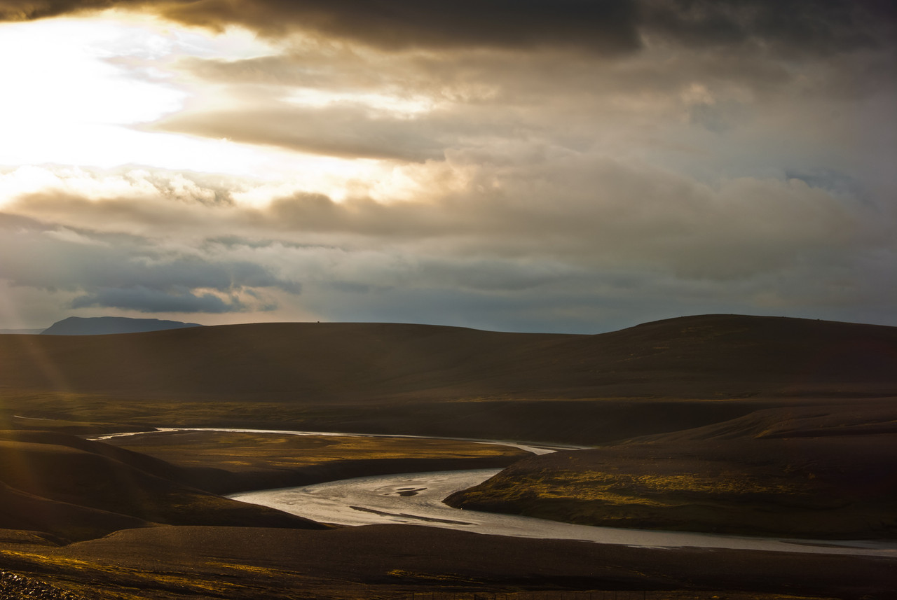 Plateau River