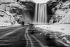 Skogafoss, (waterfall) Iceland
