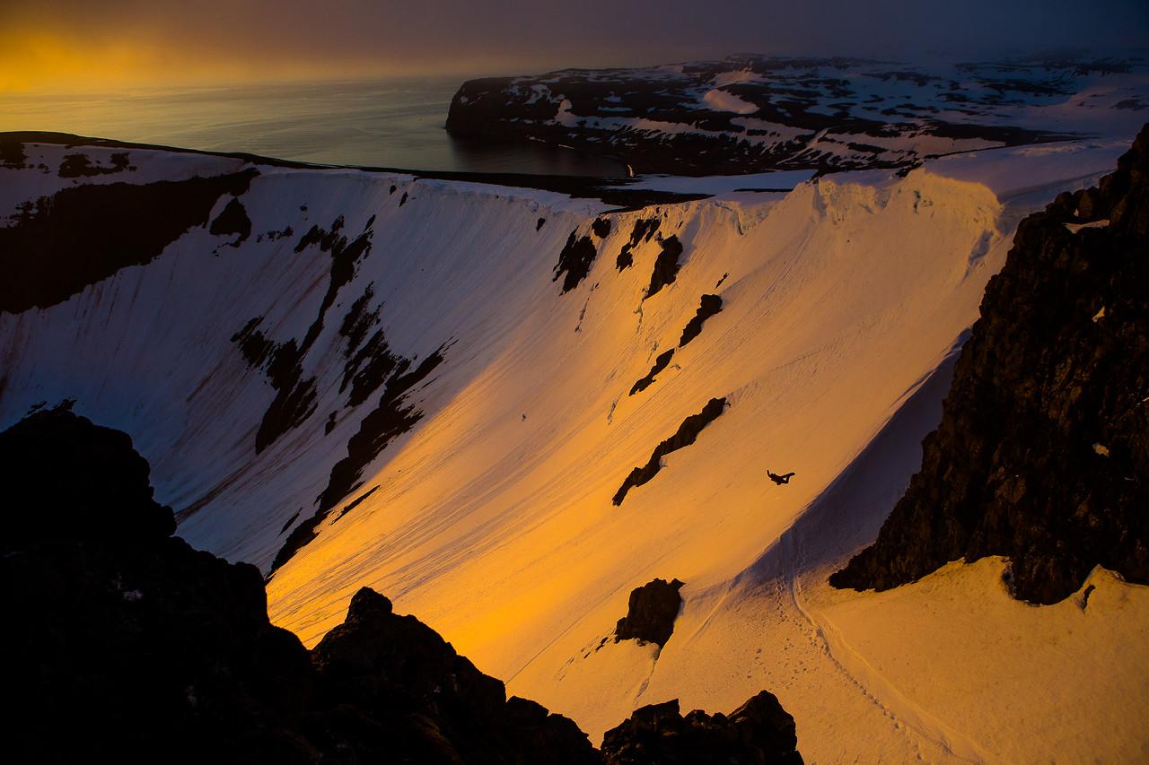 Bryan Iguchi West Fjords of Iceland