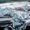 Spilled Cocktails - Jökulsárlón Glacial Lagoon, Iceland