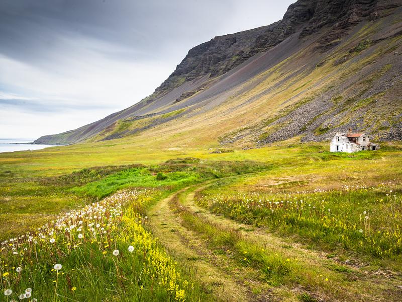 Homestead Westfjords, Iceland