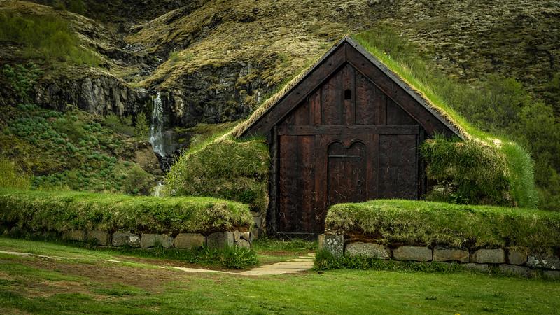 Turf House