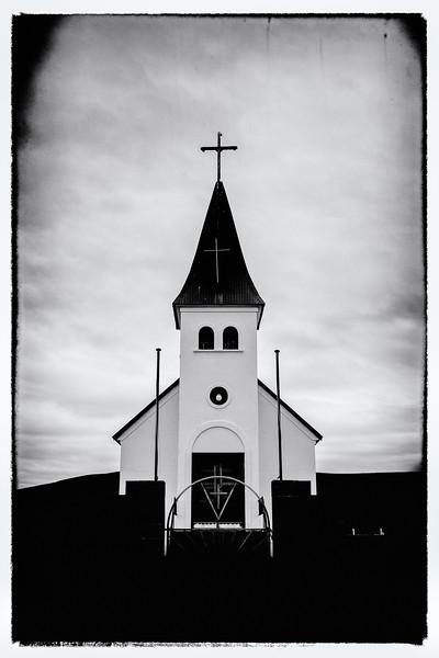The Church at Tjörn