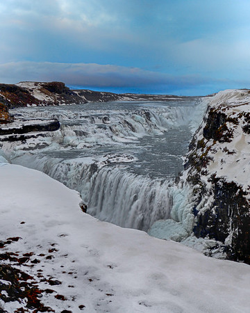 Vertical of Selfoss