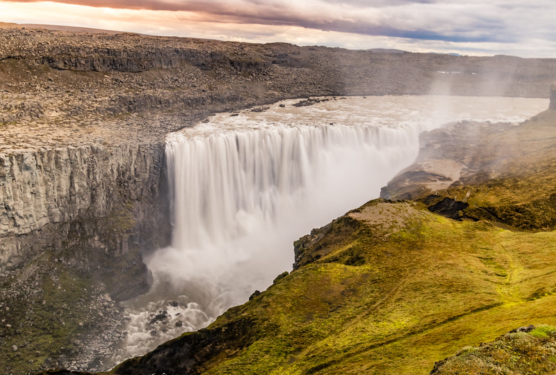 Dettifoss - The most powerful waterfall in Europe