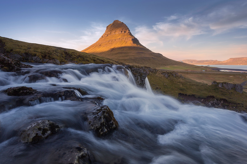 A Dream of Kirkjufell