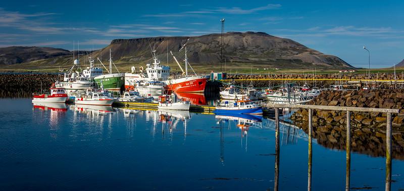 Resting - Grundarfjörður, Iceland