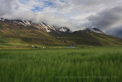 Windswept Valley – Northern Iceland (2011)