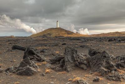 Reykjames Lighthouse