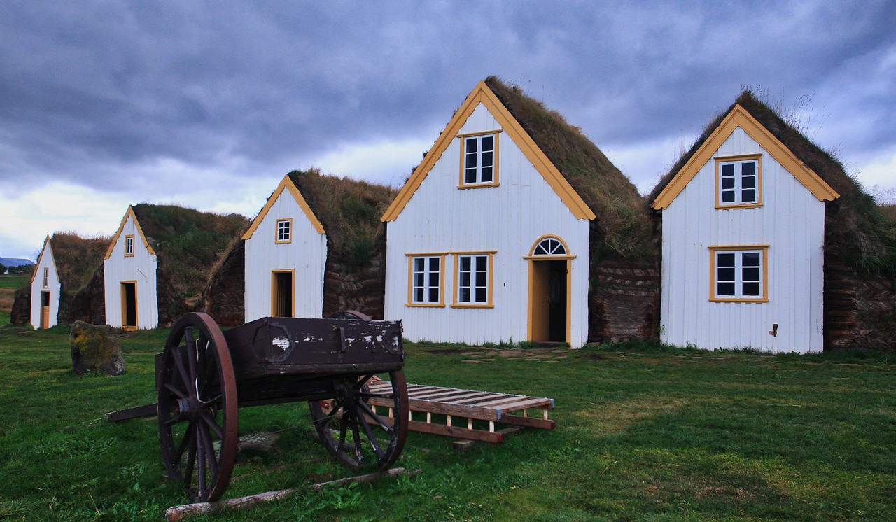 Glaumbaer - Skagafjörður: Η Φάρμα και το Μουσείο