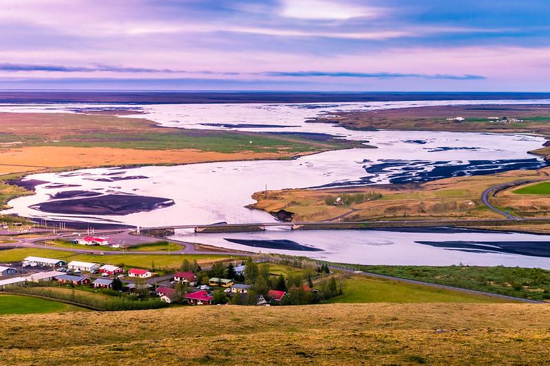 The Giant River - Kirkjubæjarklaustur, Iceland