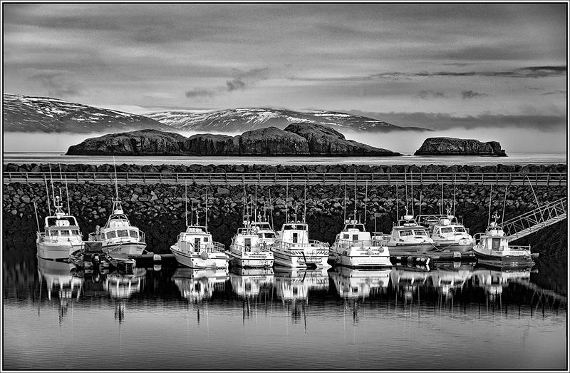 Stykkisholmur Harbor