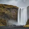 Iceland - Skogafoss waterfall