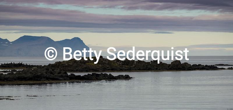 Small Islands, Western Iceland