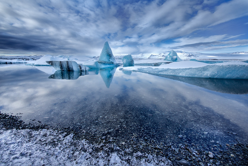 Ice scapes