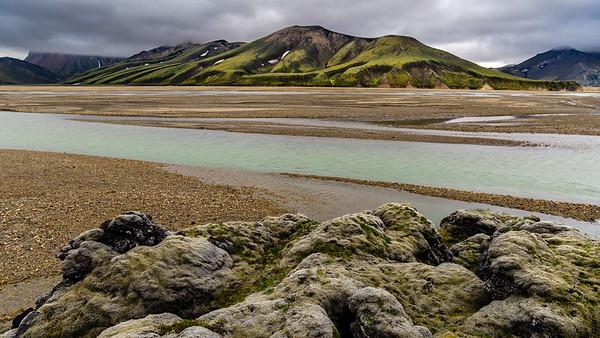 Jökulsgilskvisl, Landmannalaugar - Iceland