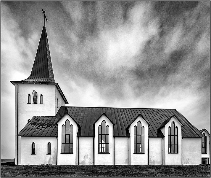 Borgarnes Church