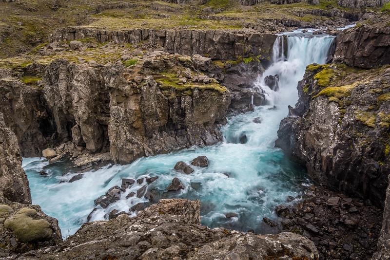 Sveinstekksfoss - Iceland