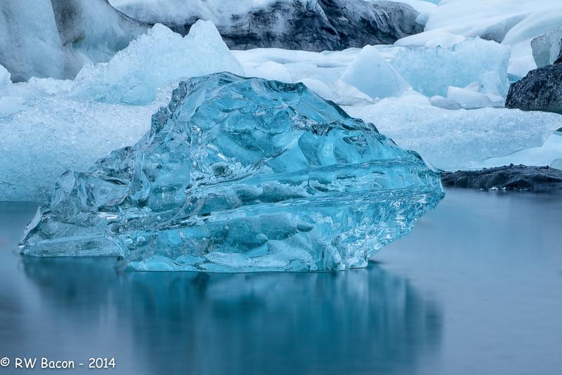 Jokulsarlon Crystal
