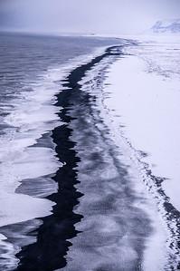 Black Sand Beach, Vik