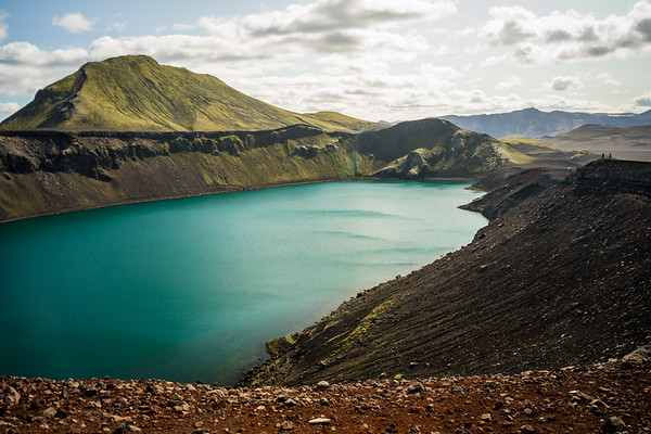 Ljotipollur, Iceland
