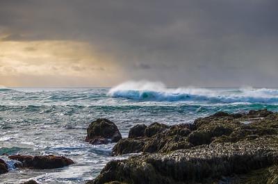 Rolling Sea