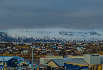 Reykjavic Suburb