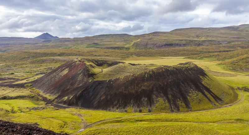 False Crater