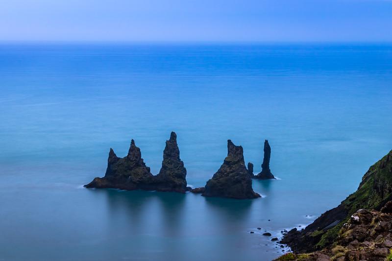 Reynisdrangar Cliffs, Vik, Iceland
