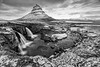 Kirkjufell (Icelandic: Church Mountain) Snæfellsnes