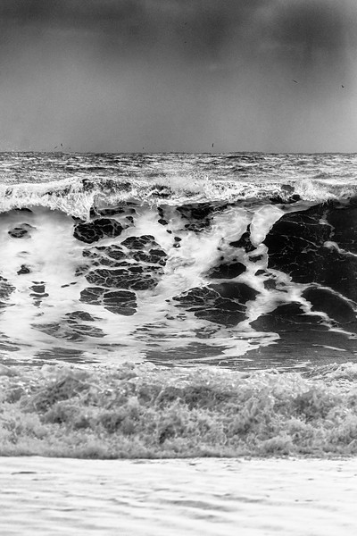 Wave form, Reynisfjara