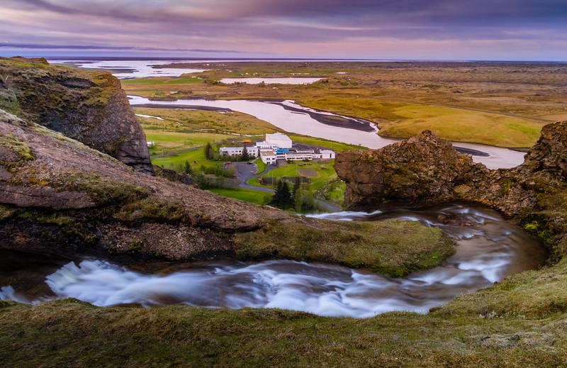 Systrafoss - Kirkjubæjarklaustur, Iceland