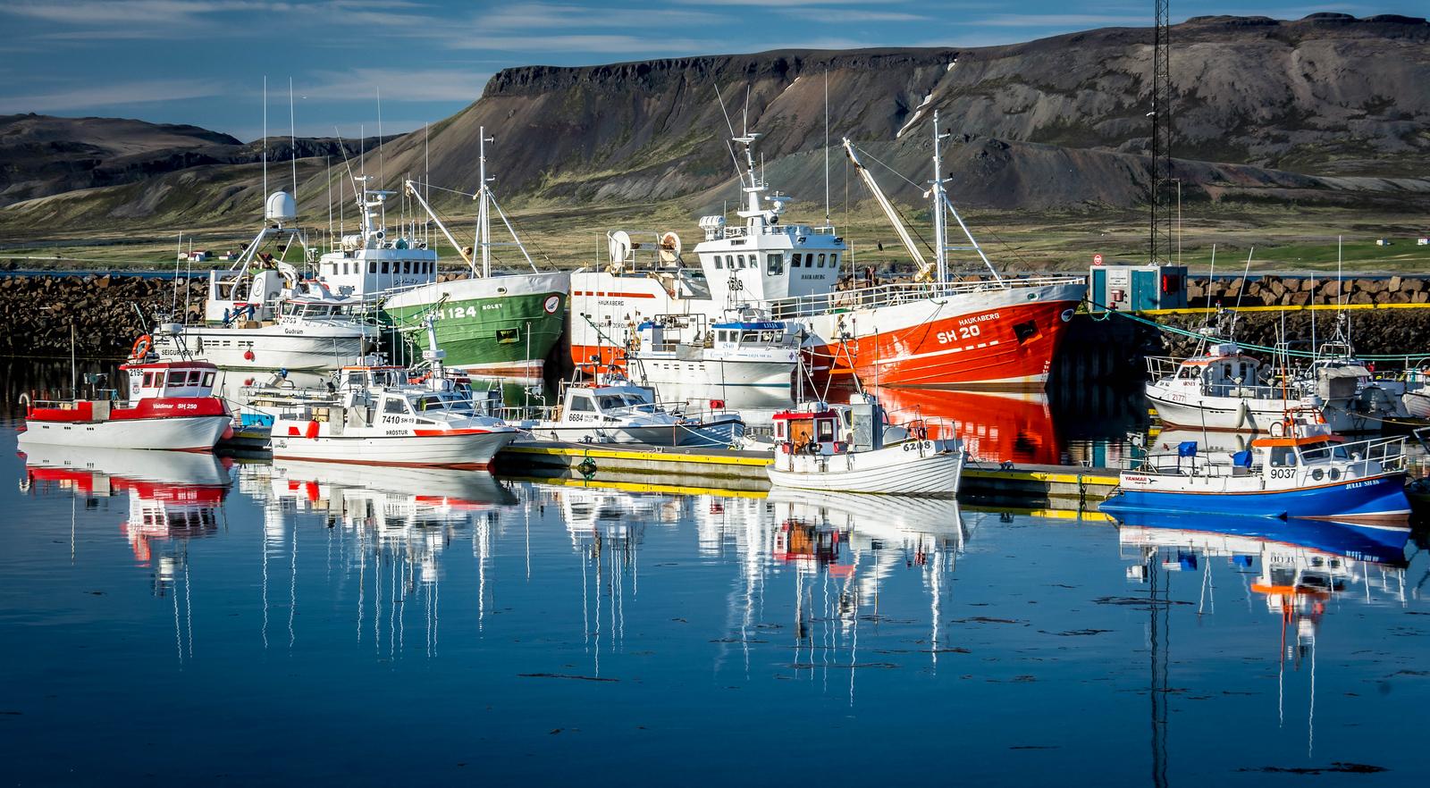 Home Port - Grundarfjörður, Iceland