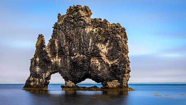 Hvitsekur, Vatnsnes Peninsula - Iceland