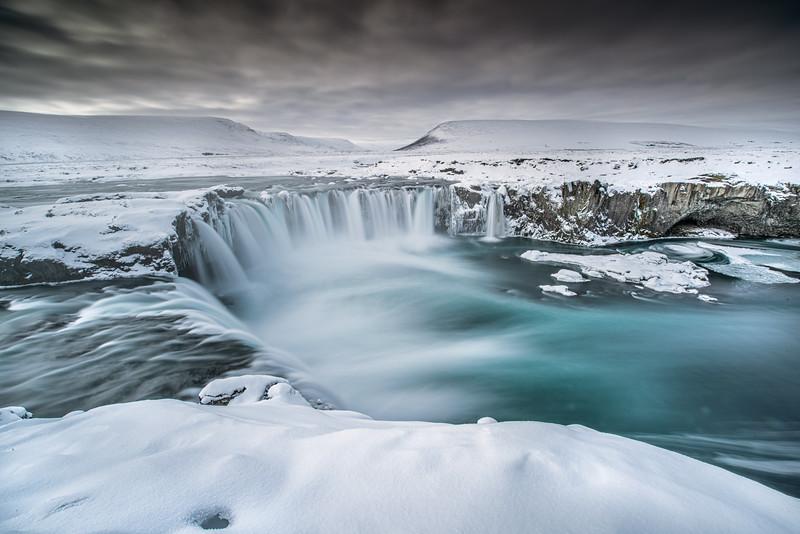 God's waterfall