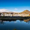 Perfect Mountain Reflection
