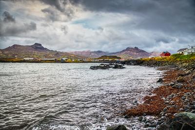 Borgarfjörður Eystri Bay