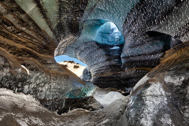 Mýrdalsjökull Glacier Ice Cave