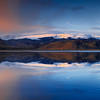 Iceland landscape reflection
