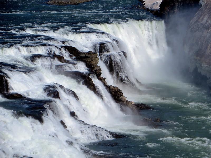 Gulfvoss, Iceland,