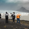 Photographers in the Storm, Iceland