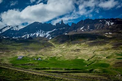 Öxnadalur - Iceland