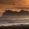 Iceland Landscape sunset