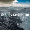 Beached Iceberg, Iceland