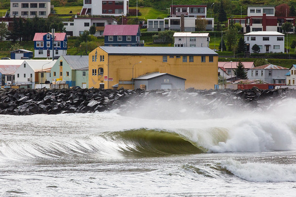 Icelandic Village Surf