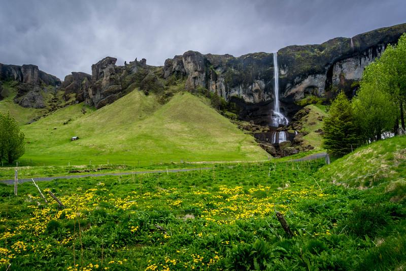 Foss á Síðu - Iceland
