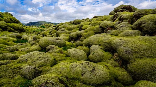 Near  Kirkjubæjarklaustur, Suðurland - Iceland